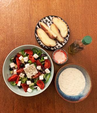 Diner à la Grecque