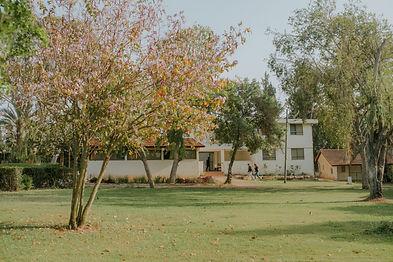 תמונה של בניין מגורים בכפר הנוער בן שמן