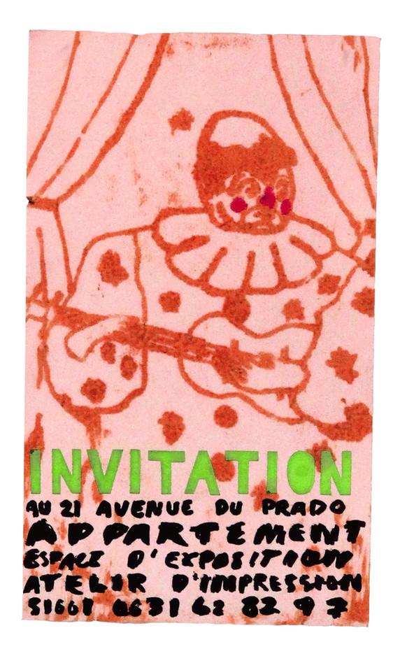 Invitation | Boðsbréf