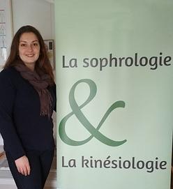Aurélie Dousset sophrologie kinésiologie