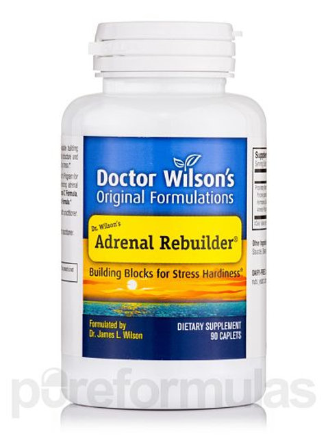 Adrenal Rebuilder - Doctor Wilsons Original Formulations