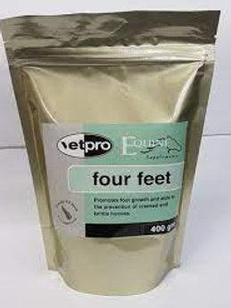 Vetpro Four Feet Hoof Supplement