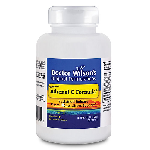 Adrenal C - Doctor Wilsons Original Formulations