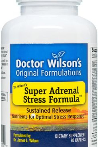 Super Adrenal Stress Formula - Doctor Wilsons Original Formulations