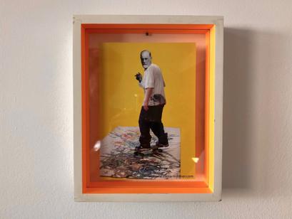 Freud Skateboard / Künstlerin: Elena Mildner
