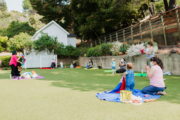 Cucu's PlayHouse outdoor music and movem
