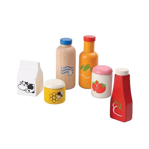 Food and beverage set