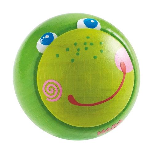 KUBU Fabian Frog Wooden ball