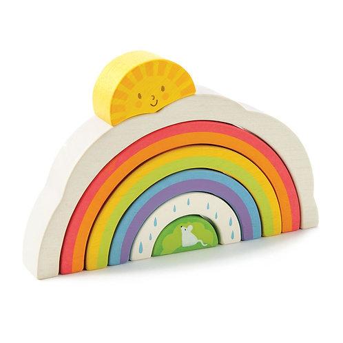 Rainbow Tunnel - Tender leaf toys