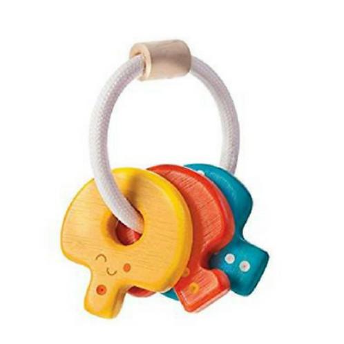 Baby Key Rattle