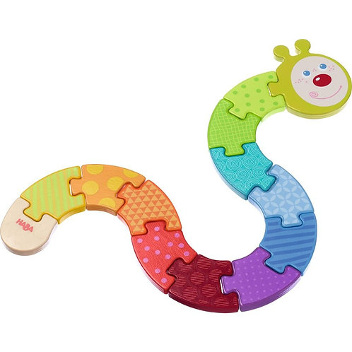 Arranging Game Rainbow Caterpillar