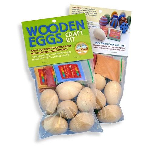 Pre-order - Wooden Eggs Craft Kit