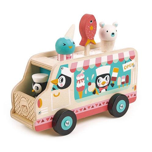 Penguin's Gelato Van - Tender leaf toys