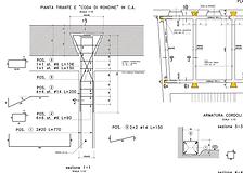 servizi per l'edilizia, progettazione ingegneristica, cementi armati Belluno