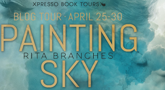 Painting Sky Blog Tour