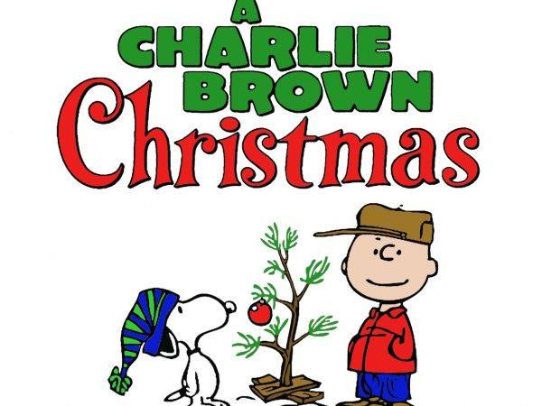 A Charlie Brown Christmas Poater