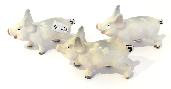 Beswick Pig