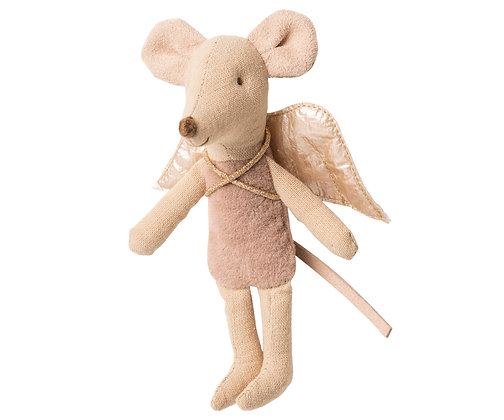 Maileg Little Sister Fairy Mouse
