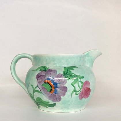 1930s Hand Painted Jug