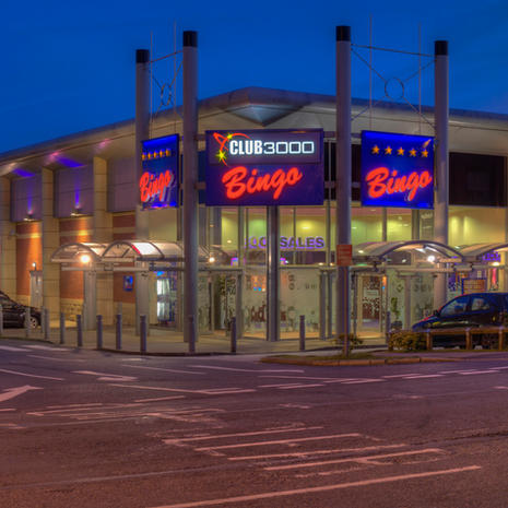 Secured a new site for Club 3000 in Blackpool
