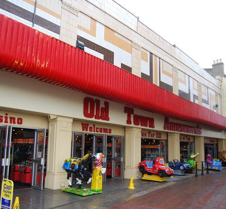 Old Town Amusements family entertainment centre sold to Luxury Leisure Ltd
