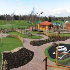 Negotiated a lease for Adventure Leisure Leisure to develop adventure golf in Tonbridge, Kent
