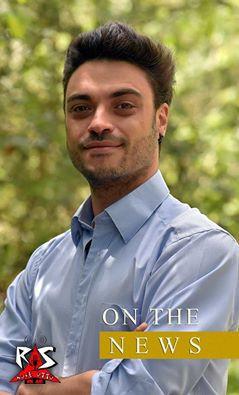 """Alfredo Barillari ospite di """"On the news"""""""