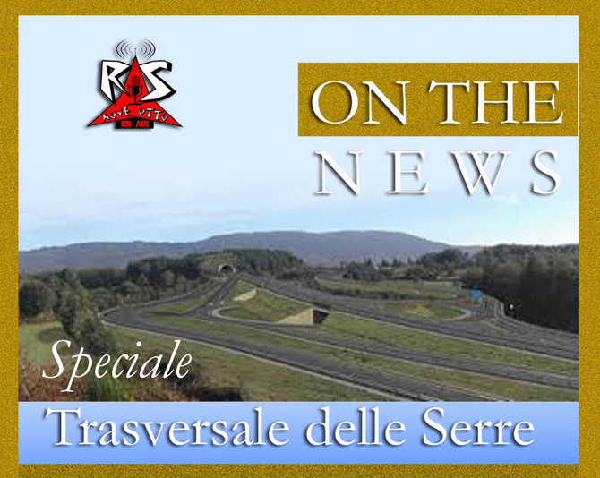 """""""On the News"""" Speciale 8 aprile 2016"""