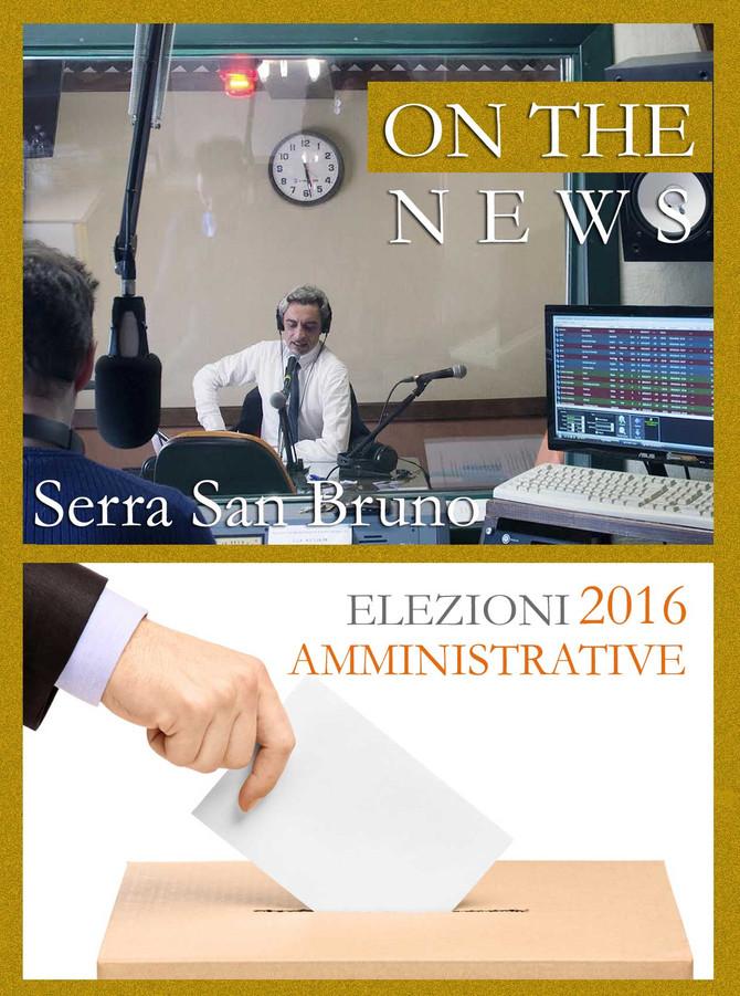 """""""On The News"""" sabato 16 aprile 2016"""