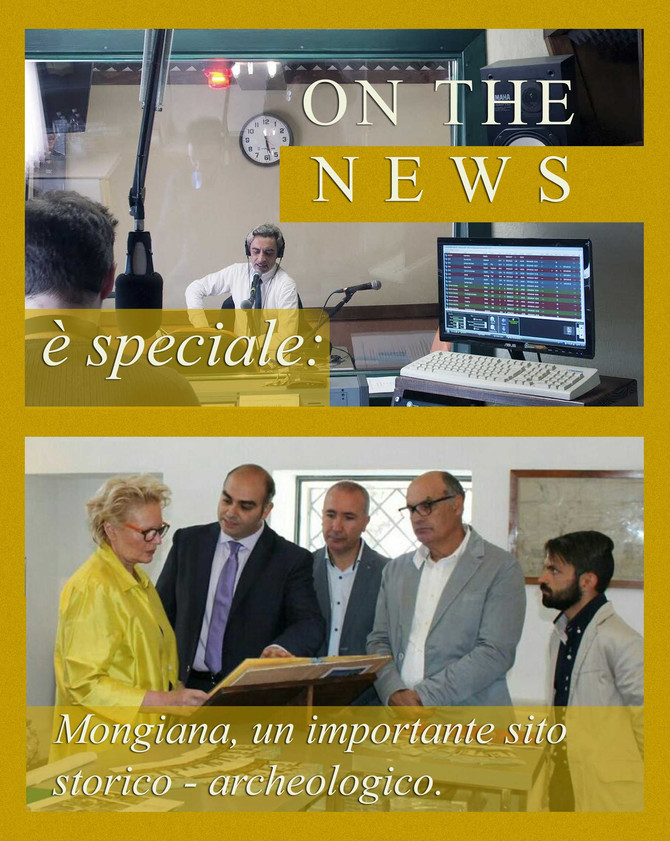 On the news, 25 giugno: Mongiana, un importante sito storico – archeologico.