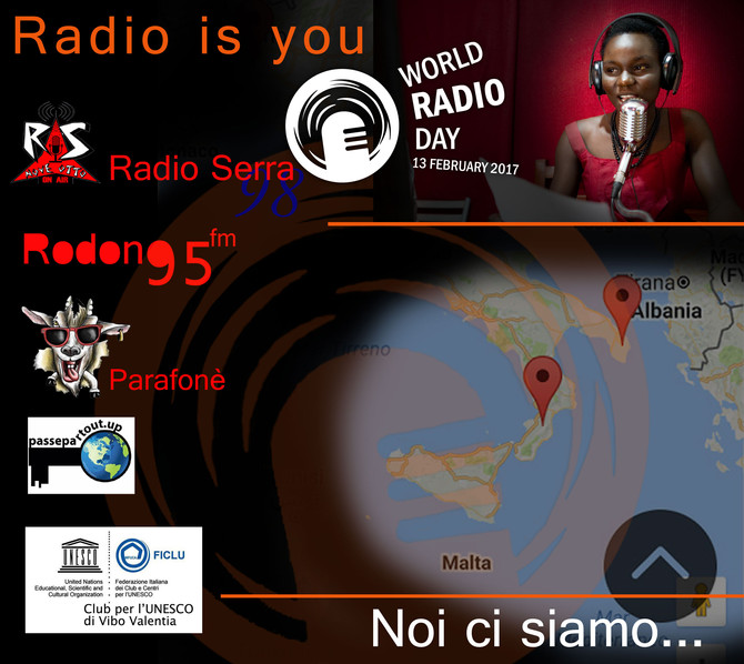 Radio Serra 98 - World radio day