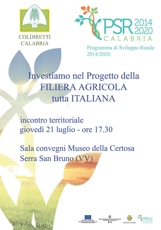 On the News - Radio Serra 98, speciale PSR Calabria. Diretta live, 21 luglio presso il Museo della C