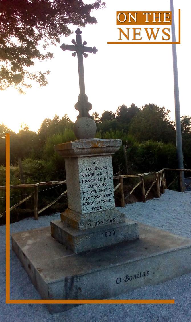 On the news, prossimamente. Croce Ferrata, luogo di un incontro storico.