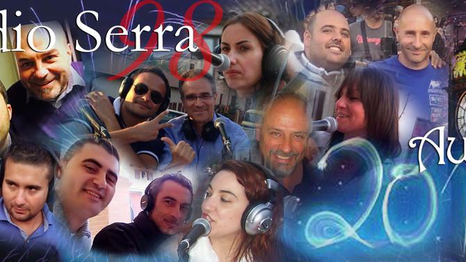 """Radio Serra 98, speciale """"l'anno che verrà""""."""