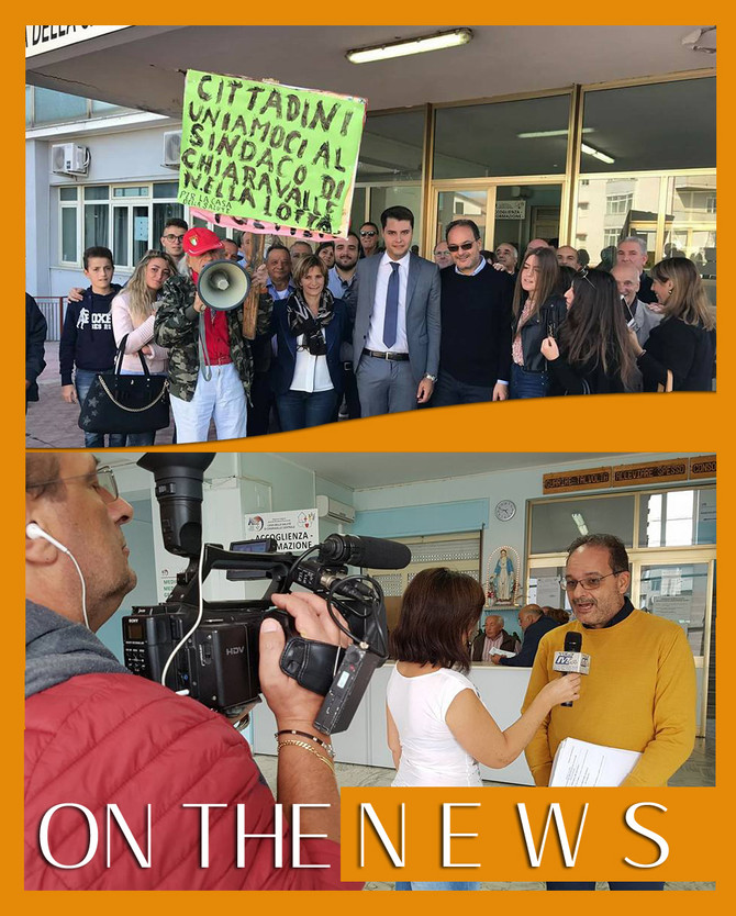 """On the News, speciale: La protesta per garantire la sanità in Calabria, l'ex ospedale """"San Biagio"""" d"""