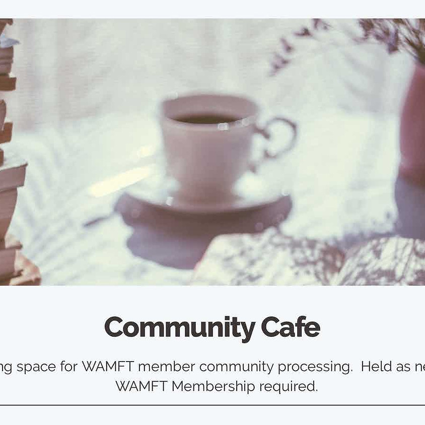 Community Cafe: Looking Back at One Year of COVID-19 (1)