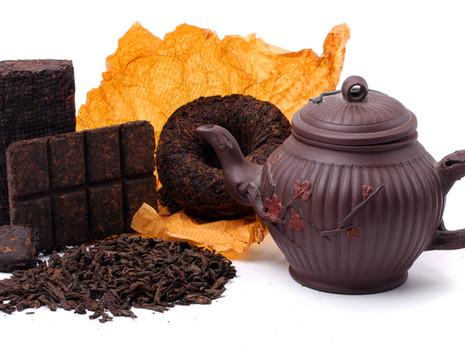 Puerh - čaj pro štíhlost a krásu