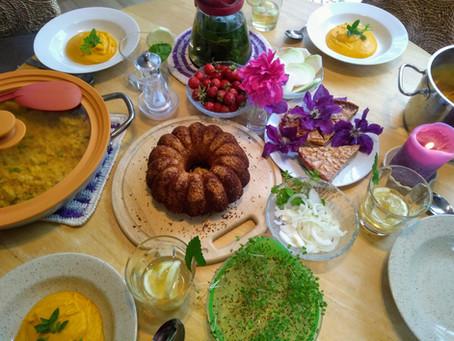 Oběd – co jíst, kdy a proč