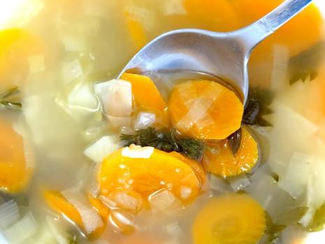 Nápoj ze sladké zeleniny posílí celé tělo