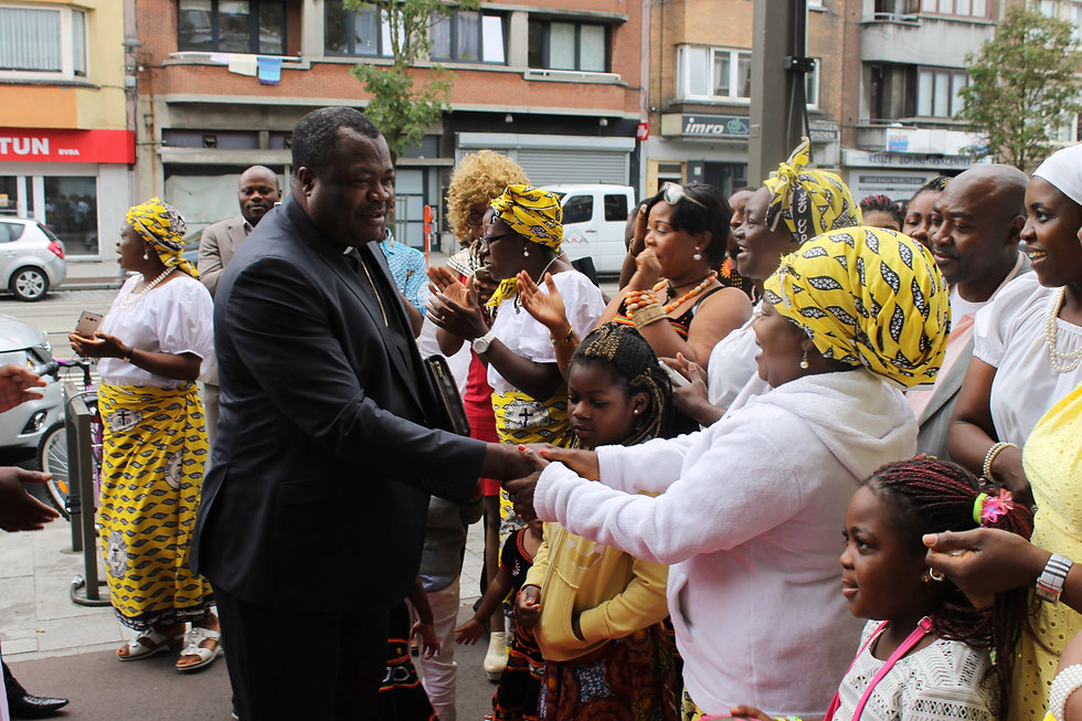 Right Rev Fonki Samuel