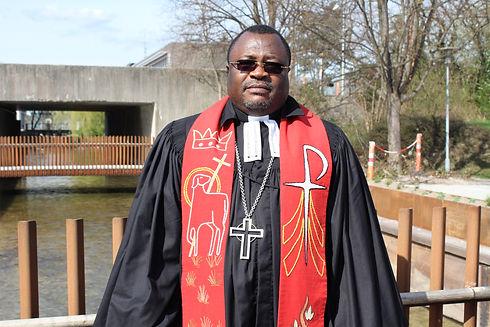 Rt Rev Fonki Samuel