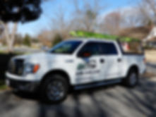 OnTrac Property Inspections Truck