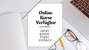 Ab April 2020 sind wir online für dich da!