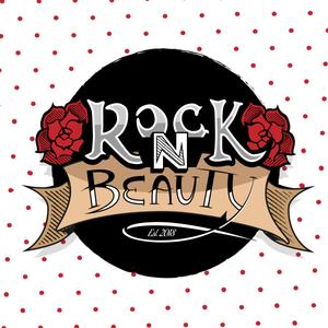 Rock'N'Beauty Salon Logo