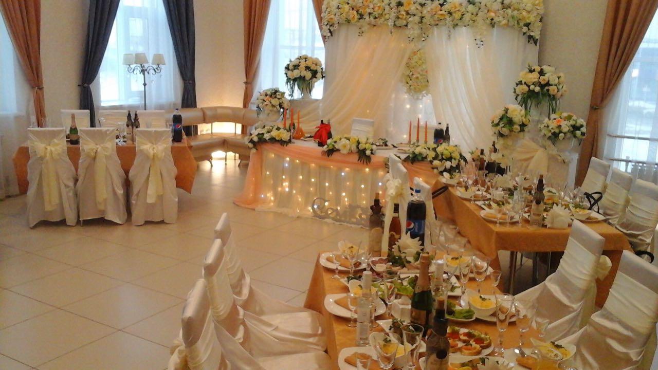 Свадьба. Декоратор Е. Шатохина
