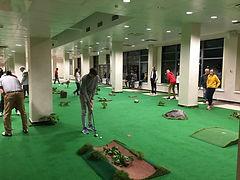 гольф в москве