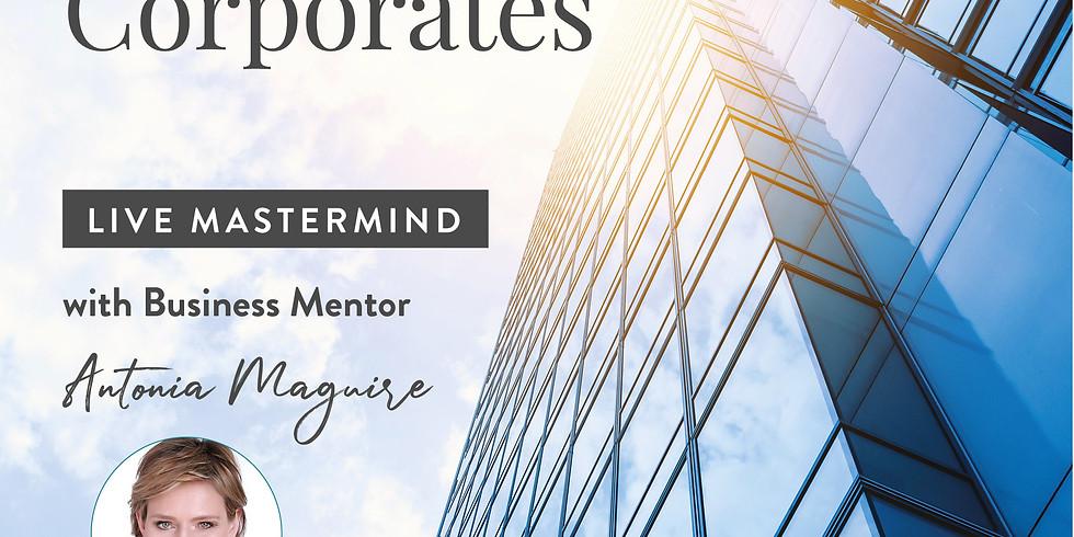 Mastermind :  Work with Corporates!