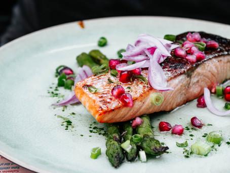 Portia's Sweet & Spicy Salmon
