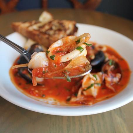 Antonia's Classic Fish Soup