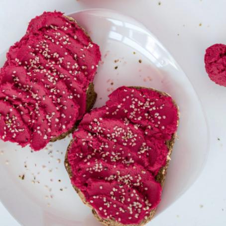 Beetroot Hummus